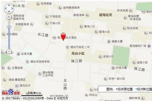 中海城市广场商铺交通图