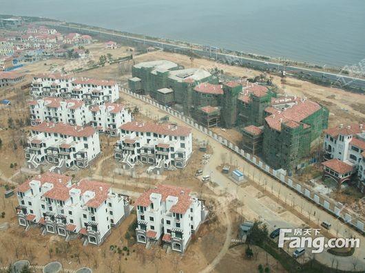 天越湾公寓实景图
