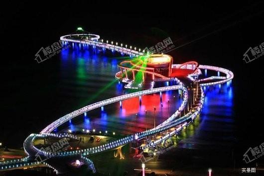 海信岱岳府周边-天马栈桥