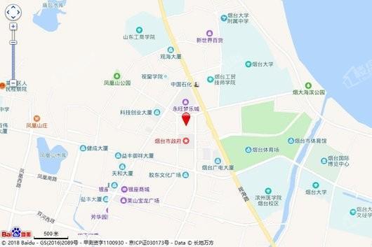 城发城市广场交通图