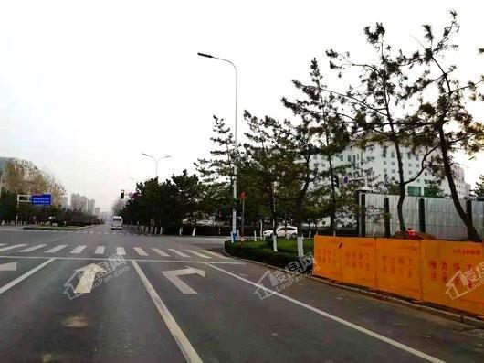 城发城市广场实景图
