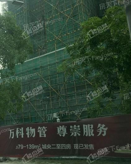 新壹城华府实景图