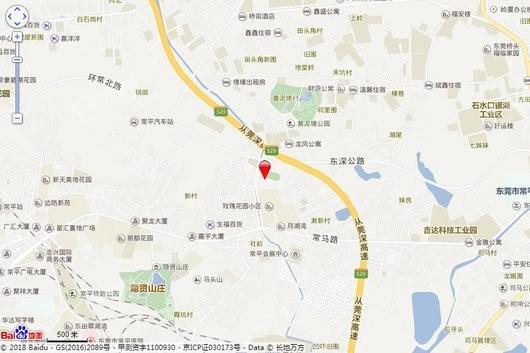 碧桂园·玫瑰臻园交通图