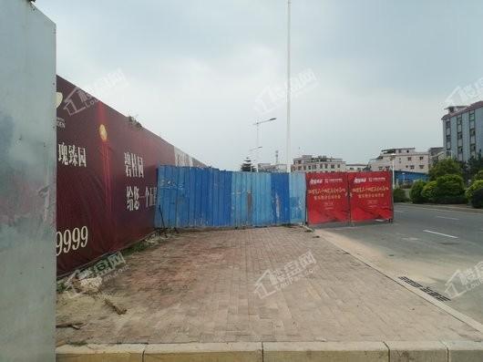 碧桂园·玫瑰臻园在建工地