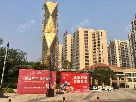 中惠悦湾实景图