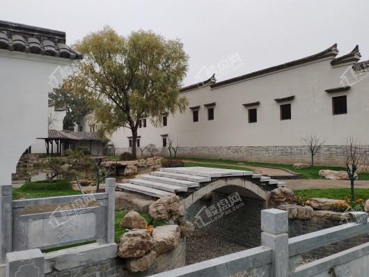 杨家埠文化创意梦想小镇实景图
