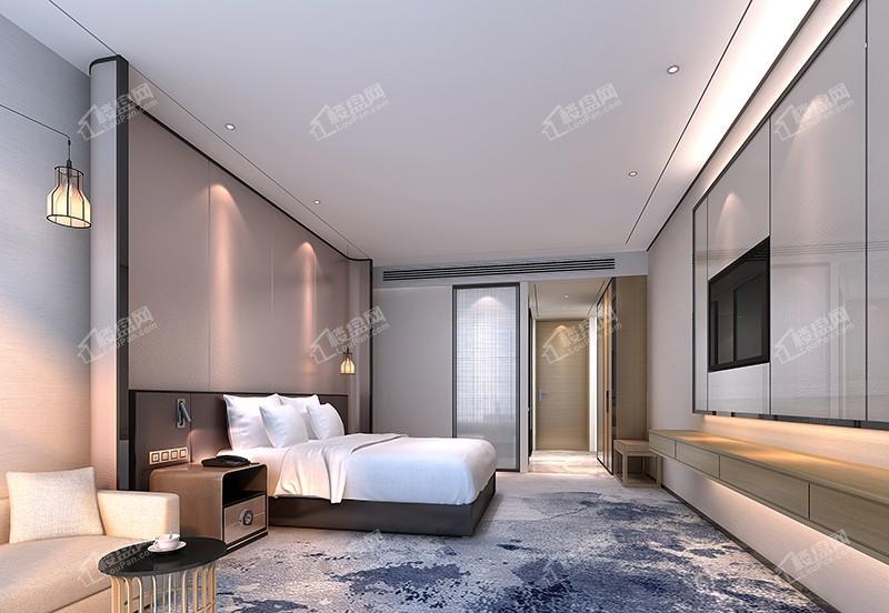 紫东阁华天大酒店实景图