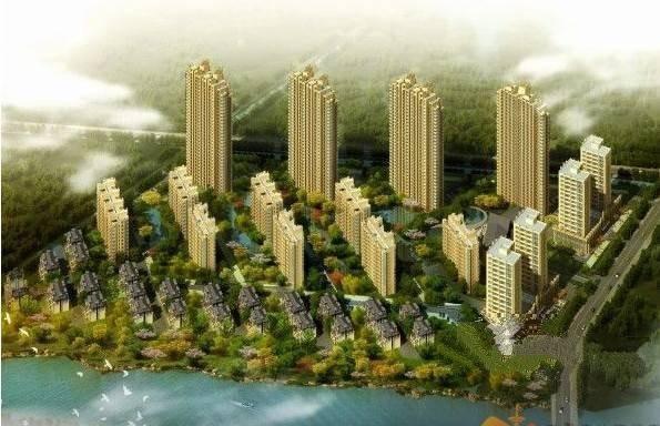 绿岛江湾城