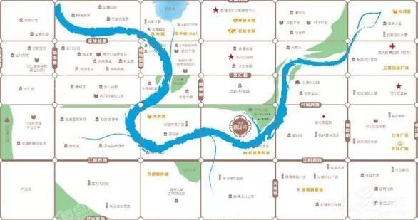 佳源玖珑湾位置图