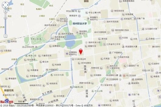 京华城汇通大厦交通图