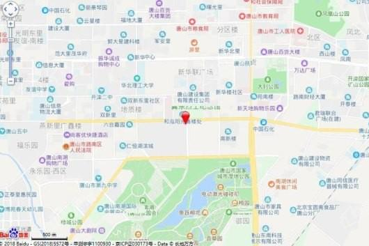 新华联国花园总部大观交通图