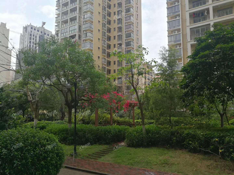 港鹏·公园印象小区实景图