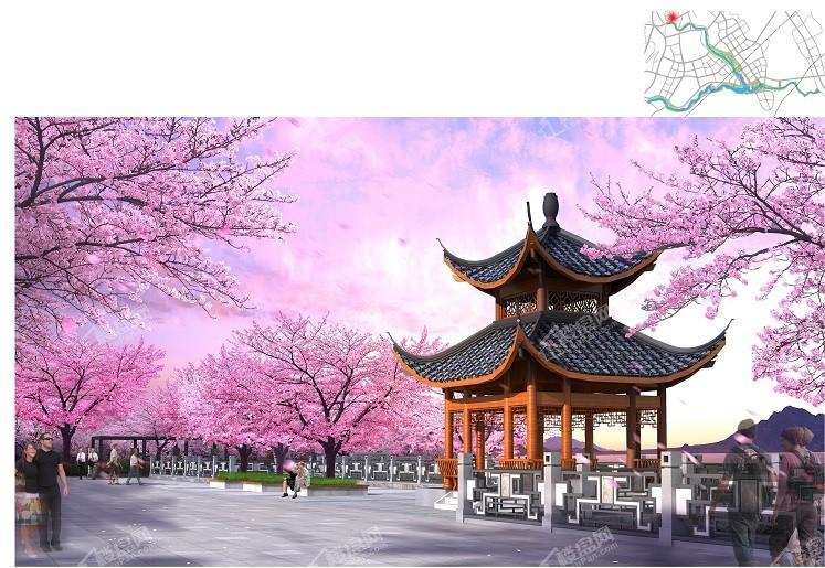 江天·雲著九州配套图