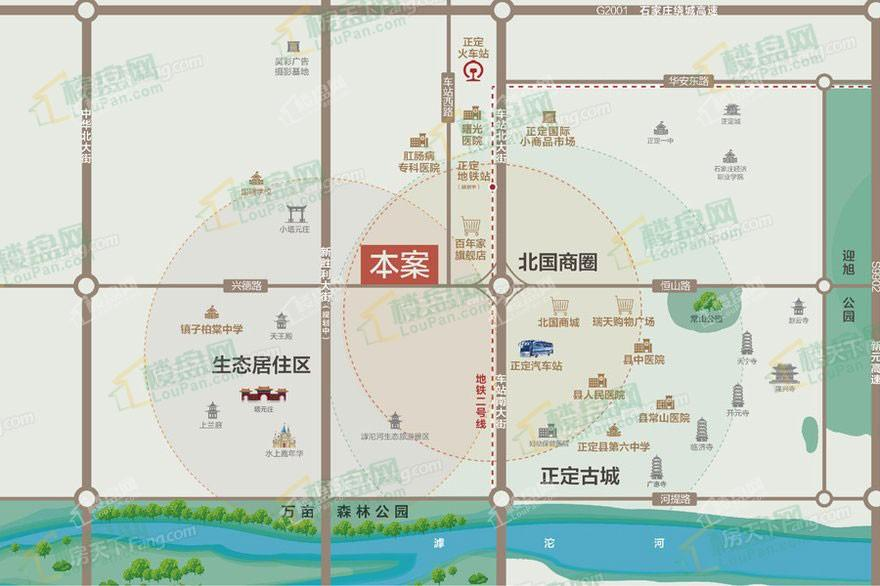天山翡丽公馆位置图