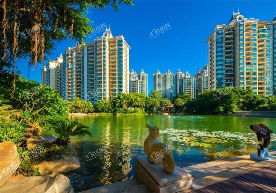 南安恒大新城实景图