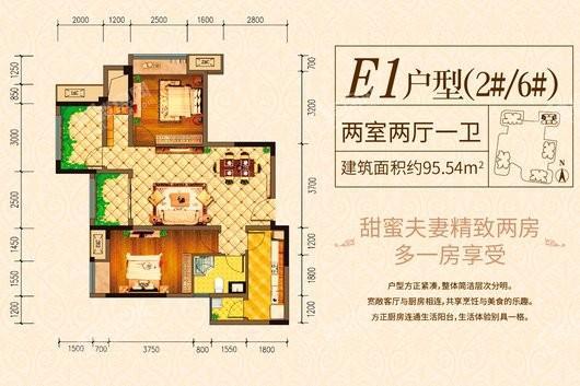 重庆巴南万达广场户型图