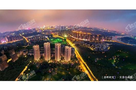 新江与城·悠澜实景图
