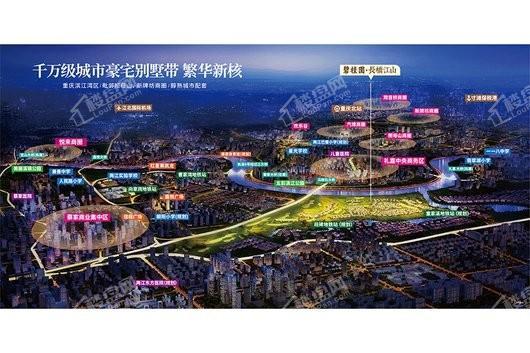 碧桂园·长桥江山交通图