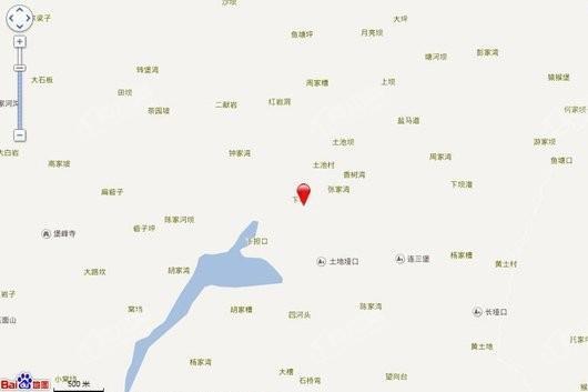 天湖国际度假中心交通图