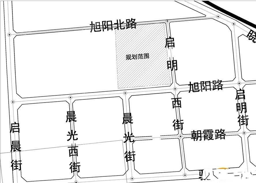 碧桂园星荟位置图