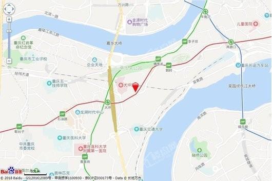和泓渝中界交通图