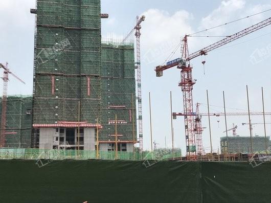 重庆财富金融中心FFC实景图
