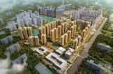 锦绣国际花城:2020年3月悦湖居组团交楼