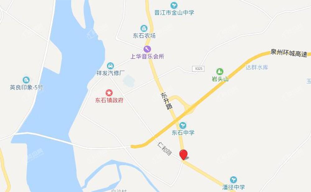 金龙海悦城位置图