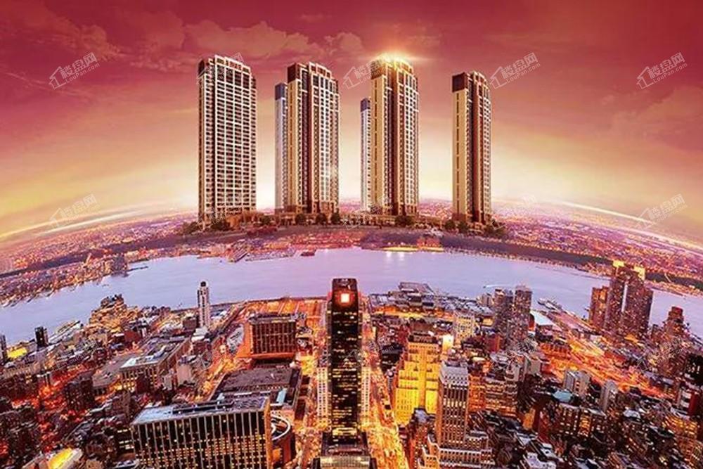 金龙海悦城效果图