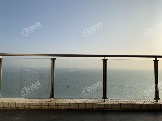 碧桂园十里银滩实景图