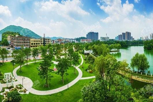 碧桂园东湖世家实景图