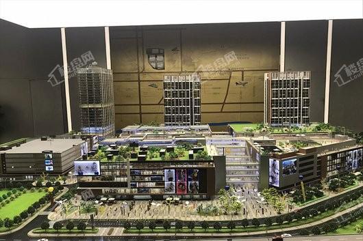 富力·环贸中心实景图