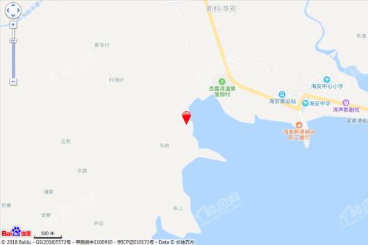 鼎龙·天海湾交通图