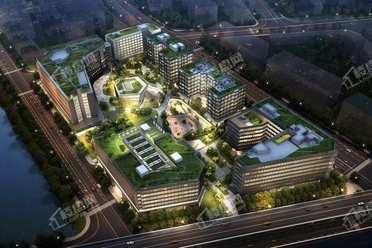 上海富力环球中心效果图