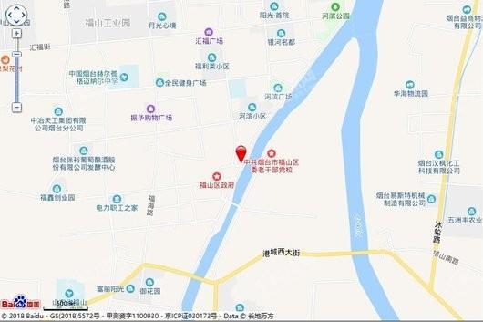 东北关小区交通图
