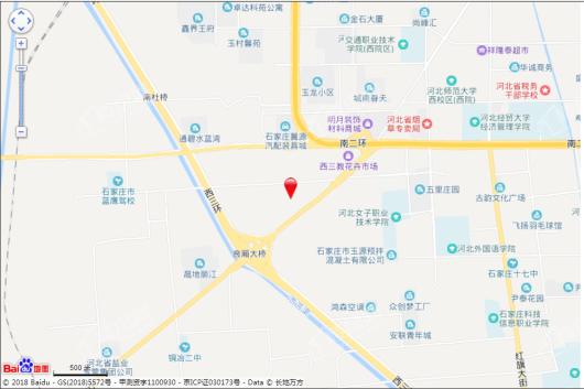 新里城·西斯莱公馆电子地图