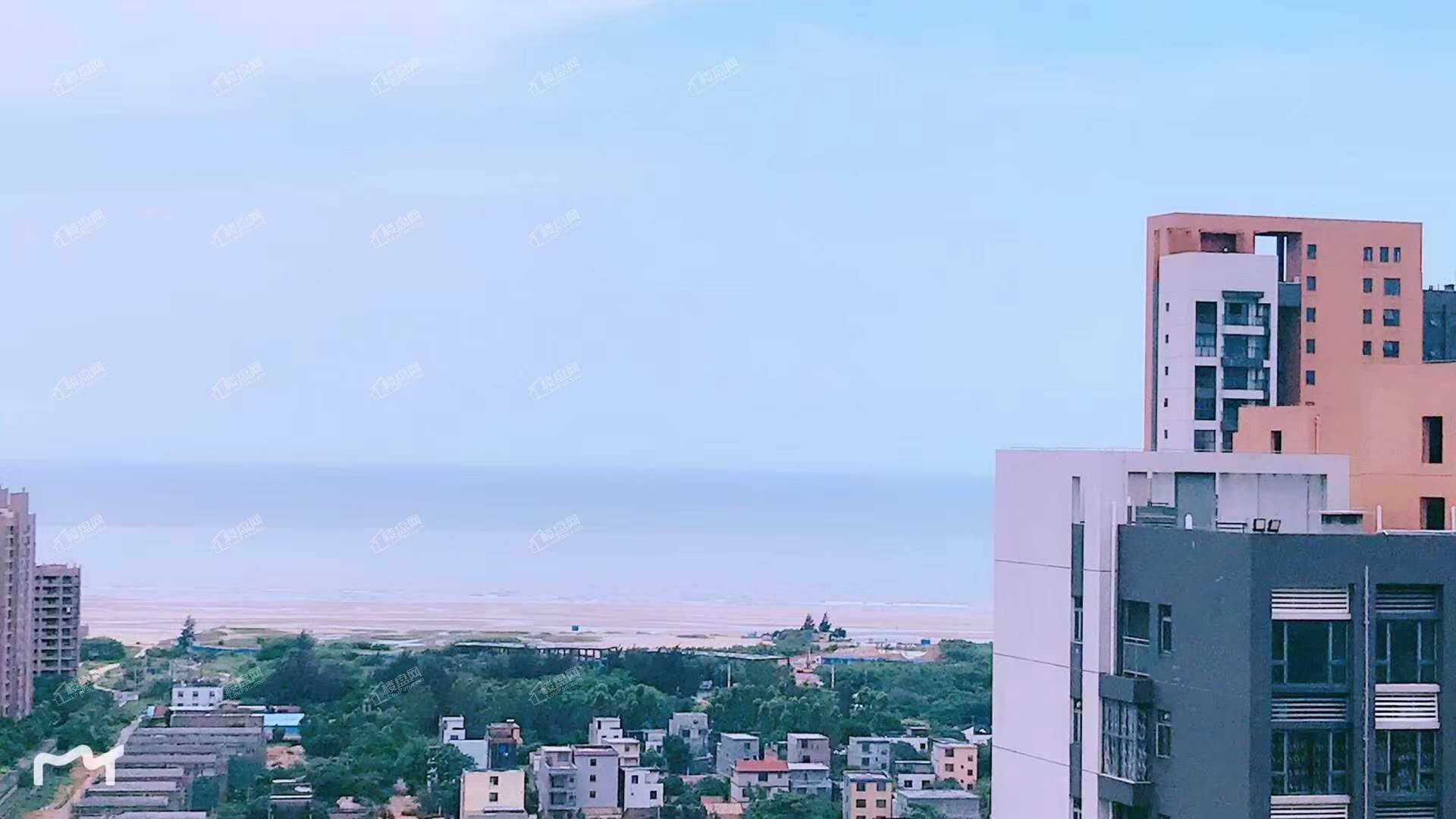 北海第九湾实景图