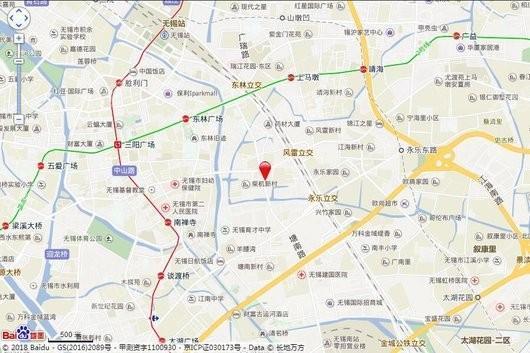 诚寓电子地图