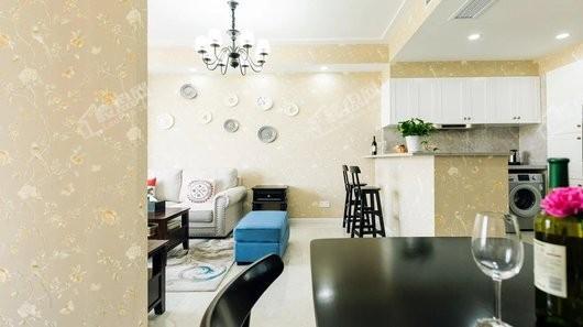 诚寓70平客厅