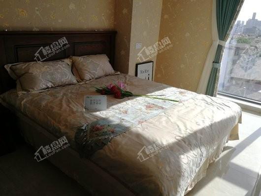 诚寓70平卧室