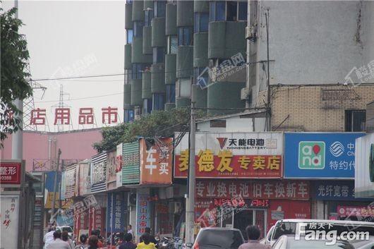 诚寓周边商铺