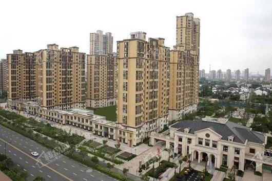 尚城国际实景图