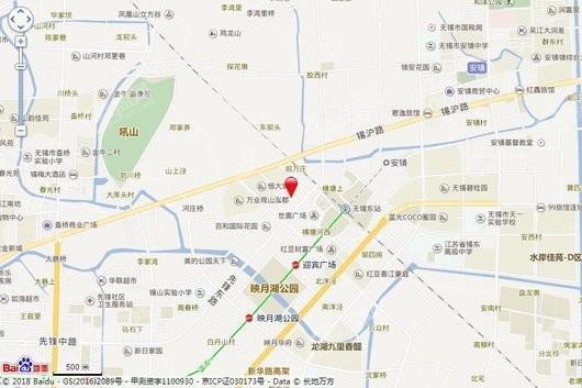 恒廷弘业路地块交通图