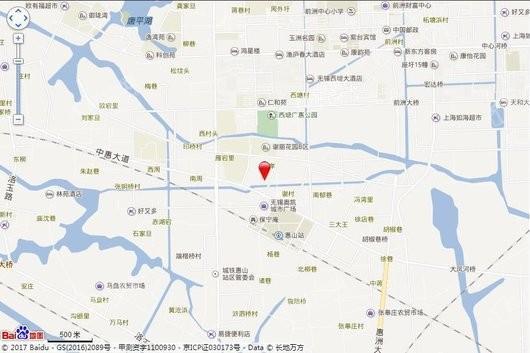 苏源万寿站地块交通图