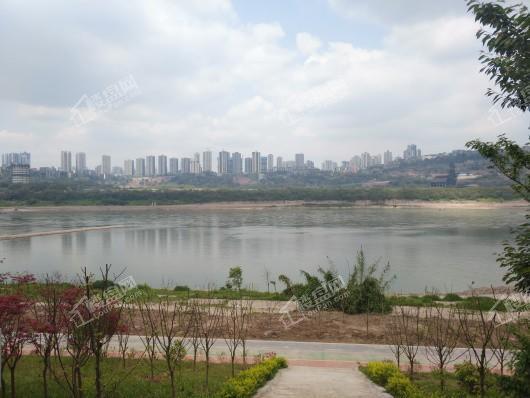 中国铁建·西派时代项目周边临江景色
