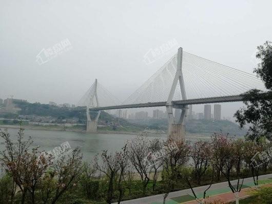 中国铁建·西派时代周边马桑溪长江大桥