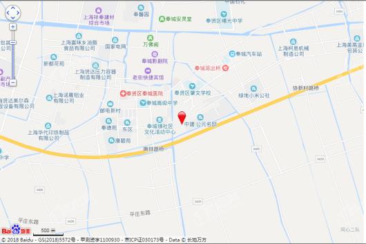 悦城华庭交通图
