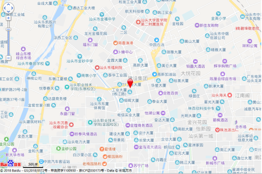 保辉黄河路项目交通图