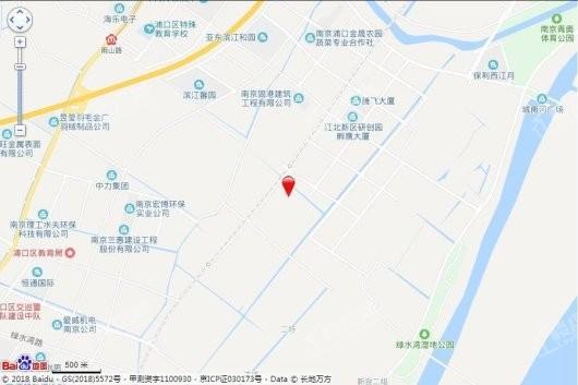 佳源玖棠府交通图