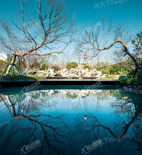 龙湖蠡湖天著实景图